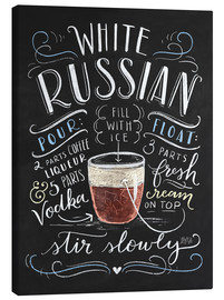 Tela  30259 whiterussian - Lily & Val