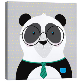 Tela  Panda with Glasses - ilaamen Pelshaw