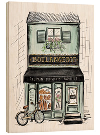 Legno  French Shop Front - Boulangerie - Lily & Val