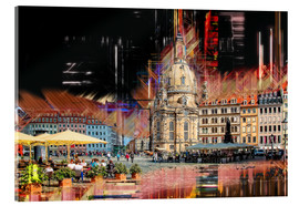Peter Roder - The new old Fauenkirche in Dresden