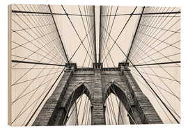 Legno  Brooklyn bridge