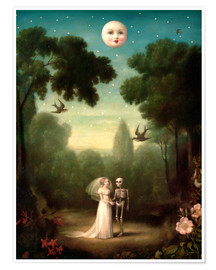 Poster  themoonstrousseau - Stephen Mackey