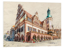 Forex  Leipzig Old Town Hall - Peter Roder
