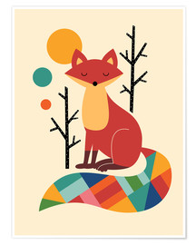 Andy Westface - Rainbow Fox