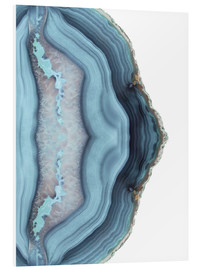 Forex  Light blue agate - Emanuela Carratoni