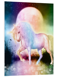 Forex  Unicorn - Love yourself - Dolphins DreamDesign