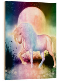 Dolphins DreamDesign - Unicorn - Love yourself