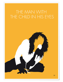 Poster Premium Kate Bush - The Man With The Child In His Eyes