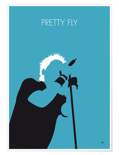 Poster Premium The Offspring - Pretty Fly
