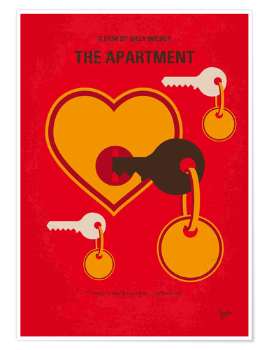Poster Premium The Apartment
