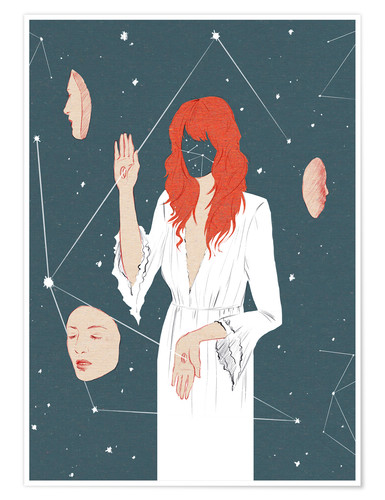 Poster Premium Florence and the Machine