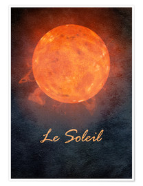 Poster  Le Soleil - Mandy Reinmuth