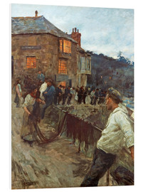 Stampa su schiuma dura  stanhope forbes1857 1947the quaysidenewlyn1907 1364008006 org - Stanhope Alexander Forbes