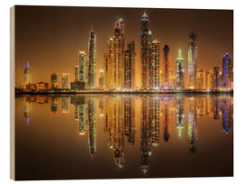 Legno  Reflections Dubai Marina Bay