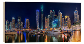 Legno  The fascination of Dubai Marina Bay