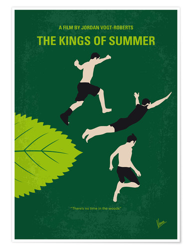 Poster Premium The Kings Of Summer