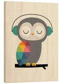 Legno  Owl Time - Andy Westface
