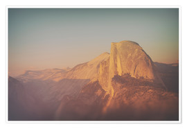 Poster Premium  Half Dome XII - Pascal Deckarm