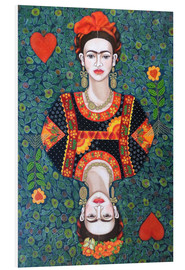 Madalena Lobao-Tello - Frida, queen hearts