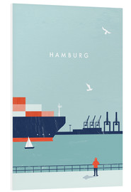 Forex  Hamburg Illustration - Katinka Reinke