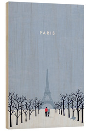 Legno  Paris Illustration - Katinka Reinke