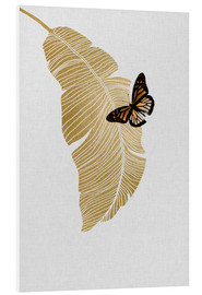 Forex  Butterfly & Palm - Orara Studio