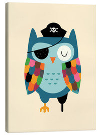 Tela  Captain Whooo - Andy Westface