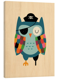 Legno  Captain Whooo - Andy Westface