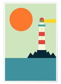 Poster Premium  Faro - Andy Westface
