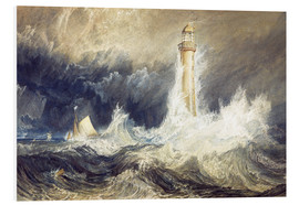 Joseph Mallord William Turner - Joseph Mallord William Turner   Bell Rock Lighthouse   Google Art Project