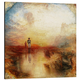 Joseph Mallord William Turner - joseph mallord william turner war the exile and the rock limpet 1842 trivium art history