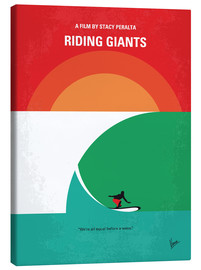 Stampa su tela  Riding Giants - chungkong