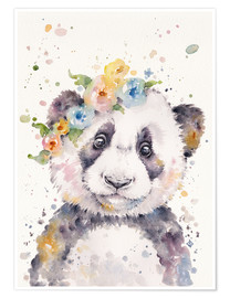 Poster Premium  Piccolo panda - Sillier Than Sally