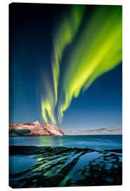 Stampa su tela  Northern Lights Northern Northern II - Sascha Kilmer