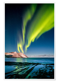 Poster Premium  Northern Lights Northern Northern II - Sascha Kilmer