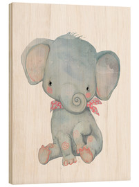 Legno  My little elephant - Kidz Collection