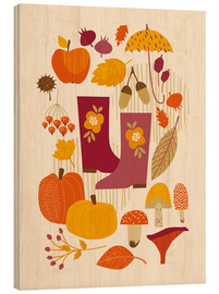 Legno  autumn days - Kidz Collection
