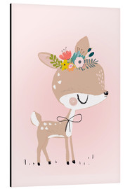 Alluminio Dibond  Deer Rosalie - Kidz Collection