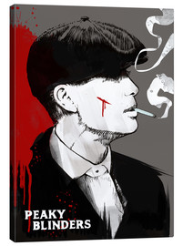 Tela  Peaky blinders, Tommy Shelby  - 2ToastDesign