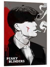 Forex  Peaky blinders, Tommy Shelby  - 2ToastDesign