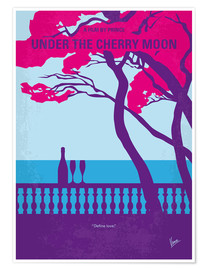 Poster Premium Under The Cherry Moon
