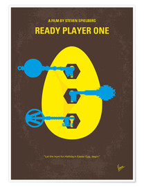 Poster Premium Ready Player One