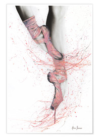 Poster Premium  Old Shoes, New Dance - Ashvin Harrison