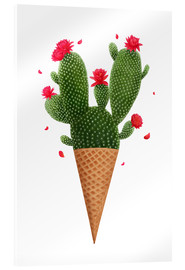 Valeriya Korenkova - Ice cream with cactus