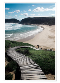 Poster Premium  Robberg Nature Reserve, South Africa - Paul Kennedy