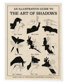 Poster Premium  The Art of Shadows - Mary Urban