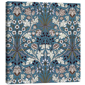 Stampa su tela  Giacinto - William Morris