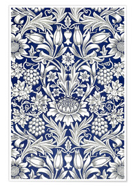 Poster Premium  Girasole - William Morris
