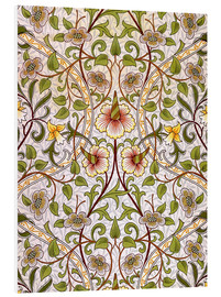 Stampa su schiuma dura  Narciso - William Morris