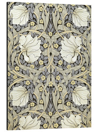 Stampa su alluminio  Pimpinella - William Morris